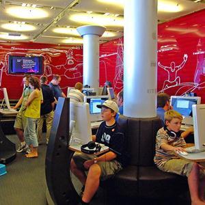 Интернет-кафе Майны