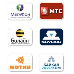 Операторы сотовой связи Майны