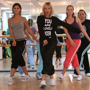 Школы танцев Майны
