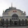 Железнодорожные вокзалы в Майне