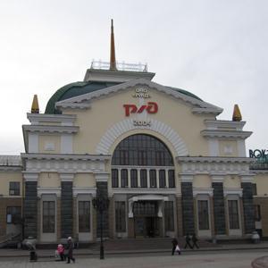 Железнодорожные вокзалы Майны